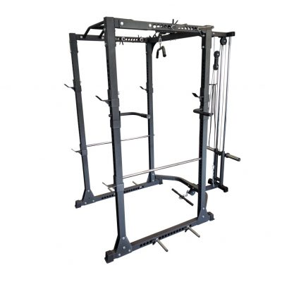 power rack with lat pull down for sale brisbane