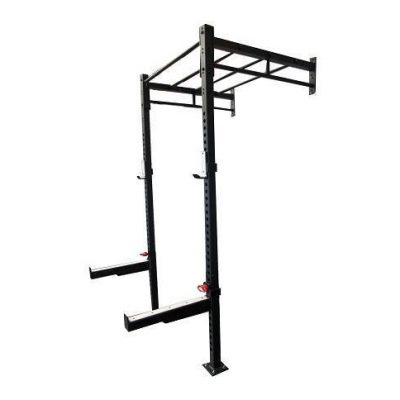 wall mounted half rack for sale